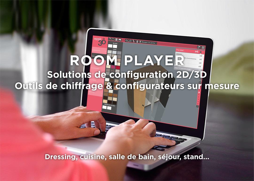 Configurateur l 39 agence 3d - Configurateur cuisine 3d ...
